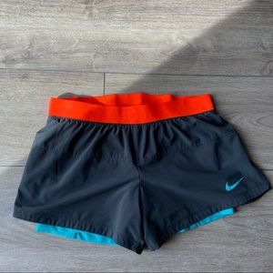 Nike Icon Woven 2-in-1 Womens Training Shorts
